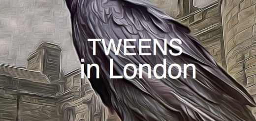 Raven, tweens in London, www.theeducationaltourist.com