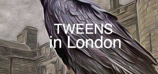 Raven, tweens in London, www.theeducationaltourist.com