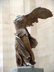 Winged Victory of Samothrace, Things to See in Paris, www.theeducationaltourist.com
