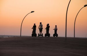 Segway, Visit Paris with a tween, www.theeducationaltourist.com