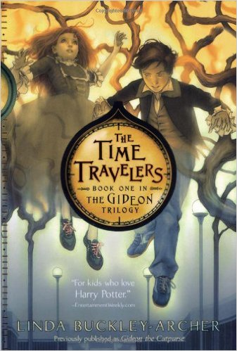 The Time Travelers: The Gideon Trilogy: Kids' Books set in London www.theeducationaltourist.com