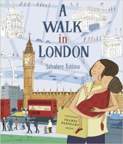 A Walk in London, Kids' Books set in London, www.theeducationaltourist.com