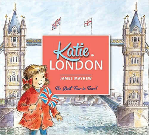 Katie in London: Kids' Books Set in London www.theeducationaltourist.com