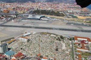 Gibraltar airstrip, Gibraltar Tips, www.theeducationaltourist.com