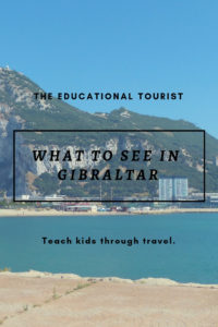 rock of gibraltar, what to see in gibraltar
