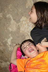 kids laughing, vacation benefits to your health, www.theeducationaltourist.com