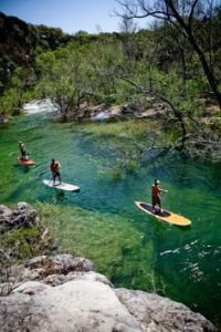 Paddle Board Austin, Austin Visit, www.theeducationaltouristi.com