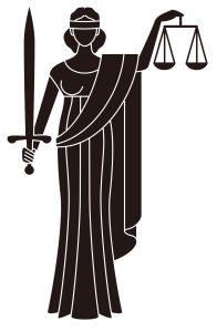 Lady Justice holding scales, Travel and Family Connections, www.theeducationaltourist.com