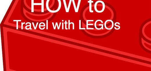 How to travel with LEGOs, www.theeducationaltourist.com