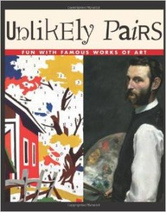 art book - Unlikely pairs book
