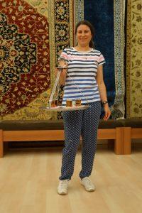 Turkish Tea: Carpet Co-op in Turkey