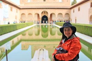 The Educational Tourist at Alhambra, Choose a Safe Travel Destination, www.theeducationaltourist.com