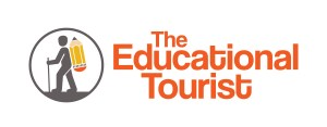 The Educational Tourist logo, I'd rather be... , www.theeducationaltourist.com