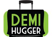 Demi Hugger logo, Demi Hugger, www.theeducationaltourist.com