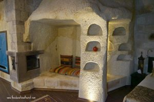 cave room Cappodocia estates, Cappadocia Estates hotel, www.theeducationaltourist.com