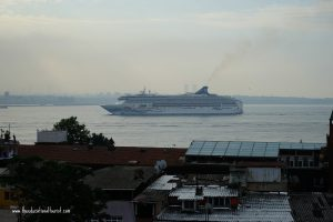 View of Bosphorus Strait Sumengen Hotel istanbul, Sumengen Hotel in Turkey, www.theeducationaltourist.com