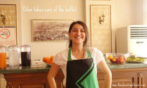Kitchen staff Sumengen Hotel Istanbul Turkey, Sumengen Hotel in Turkey, www.theeducationaltourist.com