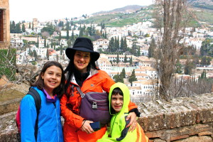 The Educational Tourist and kids in Granada, Spain, About The Educational Tourist, www.theeducationaltourist.com