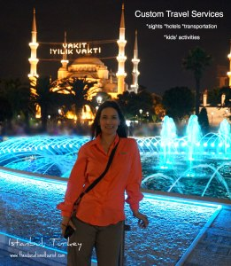 The Educational Tourist in Istanbul, I'd rather be... , www.theeducationaltourist.com
