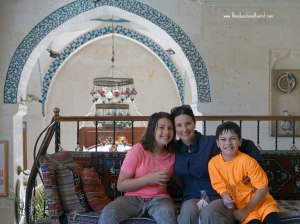 The Educational Tourist at a hammam in Goereme, Turkey, Travel outside your comfort zone, www.theeducationaltourist.com