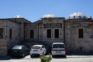 Hammam: Turkish bath Goereme Turkey