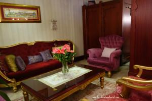 Sitting Room, Sirkeci Mansion Istanbul, www.theeducationaltourist.com