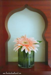 flower and decor, Serkici Mansion Hotel Istanbul, www.theeducationaltourist.com