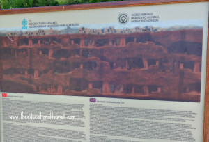 underground city Kaymakli Turkey UNESCO