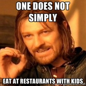 One does not simply meme, mistakes traveling families make, www.theeducationaltourist.com