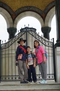 Lose the fear: family fountain Istanbul hippodrome