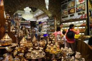 Turkey PHoto Essay Spice market in Istanbul