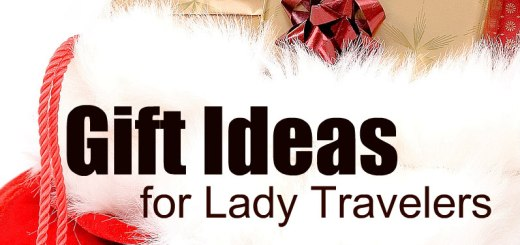 Santa's sack full of gifts, Gift Ideas for the Lady Travelers, www.theeducationaltourist.com