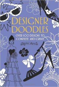 Designer Doodles by Nellie Ryan, Paris Culture, www.theeducationaltourist.com