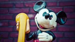 Mickey Mouse old fashioned phone, 7 Ways to Stay Within a Budget - Disney, www.theeducationaltourist.com