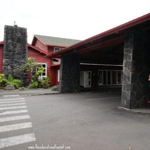 Volcano house in Hawaii, Volcano National park, www.theeducationaltourist.com