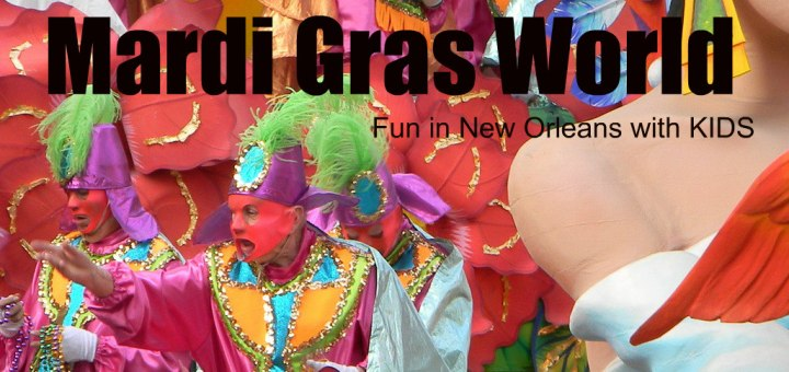 Mardi Gras World, www.theeducationaltourist.com