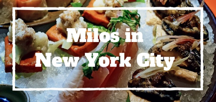 milos new york city