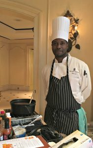 chef, Ritz - Carlton, New Orleans, www.theeducationaltourist.com
