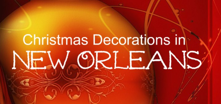 Christmas ornament, New Orleans Christmas decorations, www.theeducationaltourist.com
