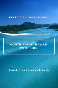 hawaii island, south point hawai
