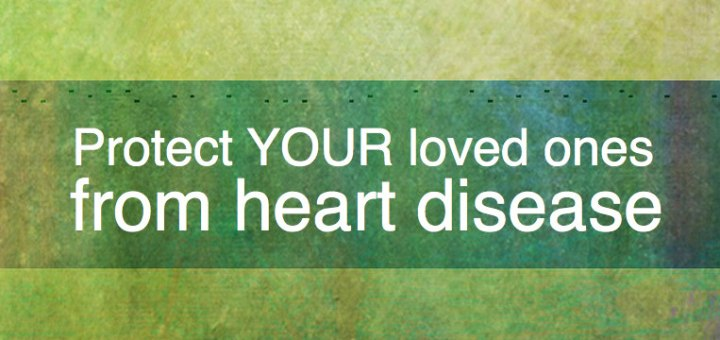 Vacations protect your loved ones from heart disease on green background, www.theeducationaltourist.com