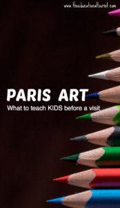 Paris art, paris art museums