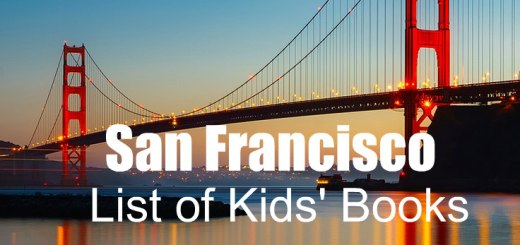 Golden Gate bridge, San Francisco: List of Kids' Books, www.theeducationaltourist.com
