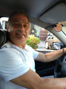 Alex, the taxi driver