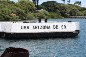 USS Arizona memoria Hawaii