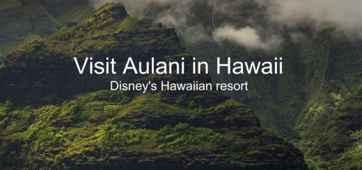 Hawaii coastline : Visit Aulani in Hawaii, Disney's Hawaiian resort