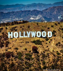 Hollywood sign - www.theeducationaltourist.co