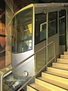 Funicular in Athens