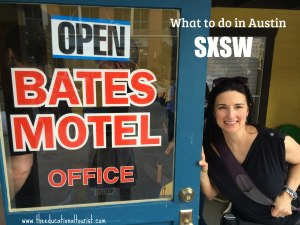 Bates Motel front door What to do in Austin, Tx