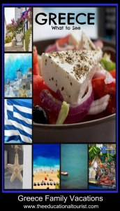 food and scenes from Greece